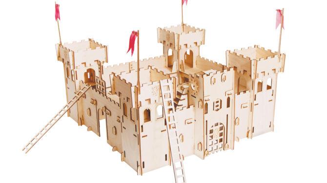 Конструктор «Чудо-крепость»