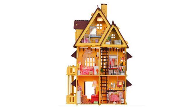 Конструктор «Кукольный домик» 2