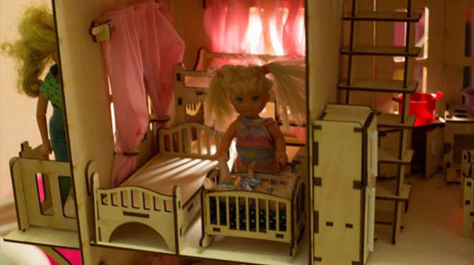 Конструктор «Кукольный домик» 6