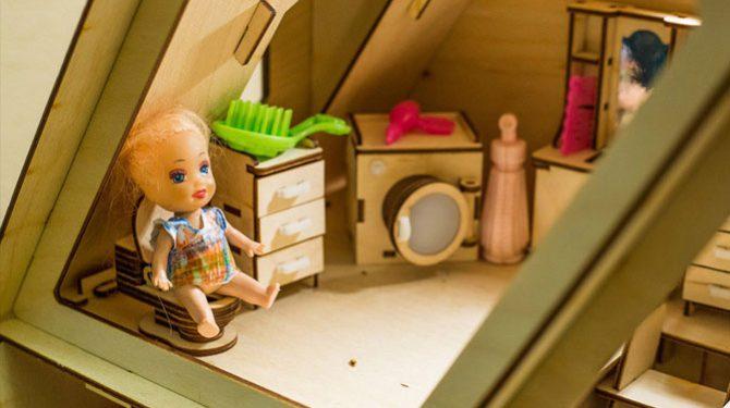 Конструктор «Кукольный домик» 5