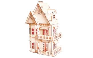 Конструктор «Кукольный домик»