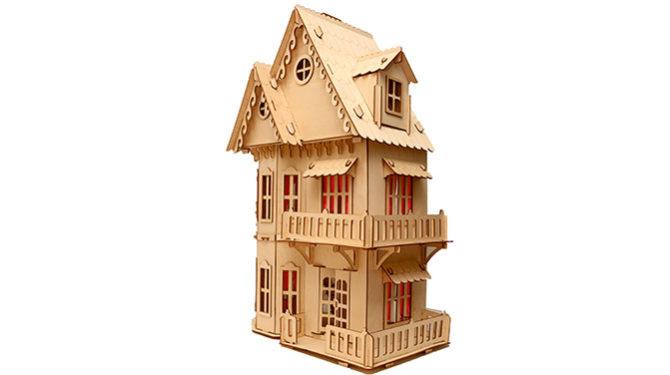 Конструктор «Кукольный домик» 1