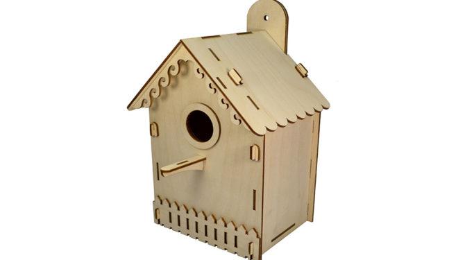 Конструктор «Домик для птиц»