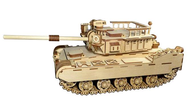 Конструктор «Боевой танк»