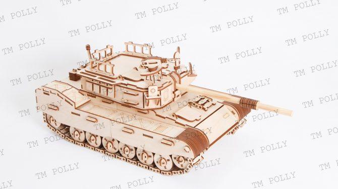 Конструктор «Боевой танк» 0