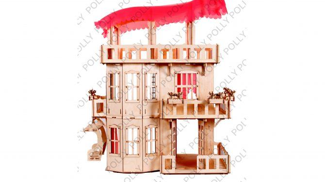 Конструктор «Чудесный дом» 0
