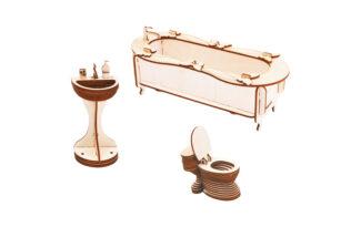 Конструктор «Чудо-ванная»