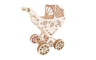 Конструктор «Детская коляска»
