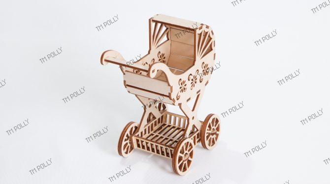 Конструктор «Детская коляска» 1