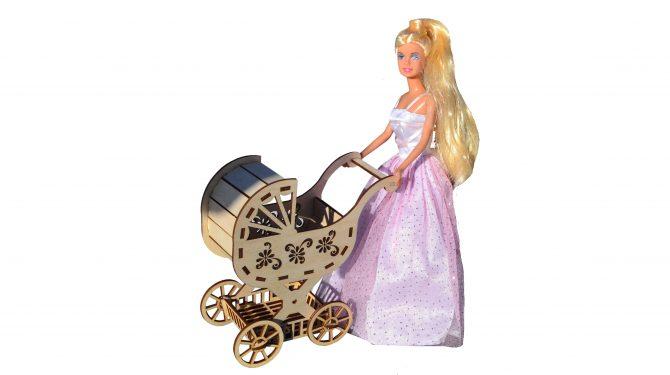 Конструктор «Детская коляска» 0