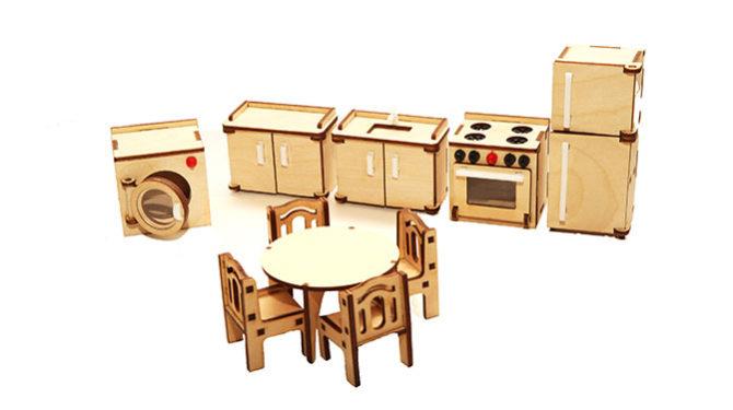 Конструктор «Кухня» 0