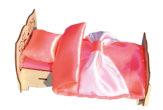 Конструктор «Чудо-кровать» + спальный набор
