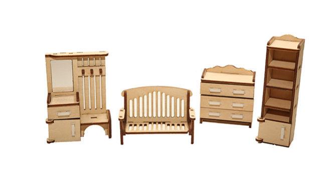 Набор мебели «Прихожая» 0