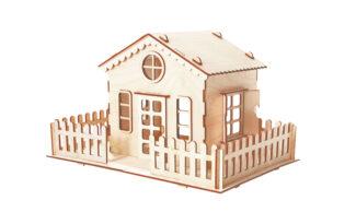 Конструктор «Бабушкин дом»