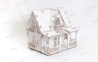 Конструктор «Country house» из картона