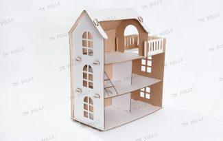 Конструктор «Eco дом» из картона