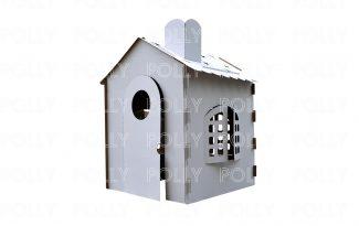 Ростовой домик из картона «Чудо-дом Мечта»