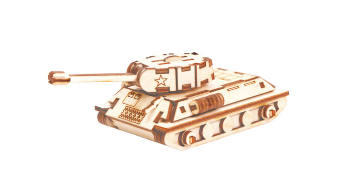 Конструктор «Танк Т-34»