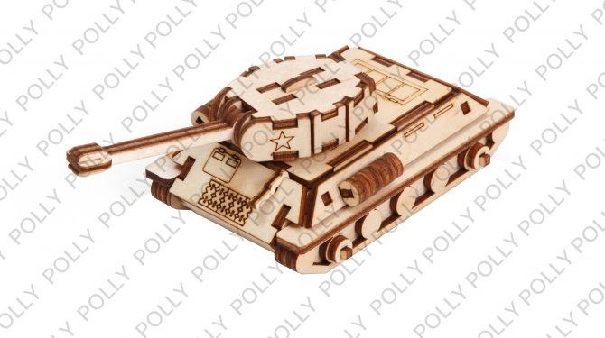 Конструктор «Танк Т-34» 0