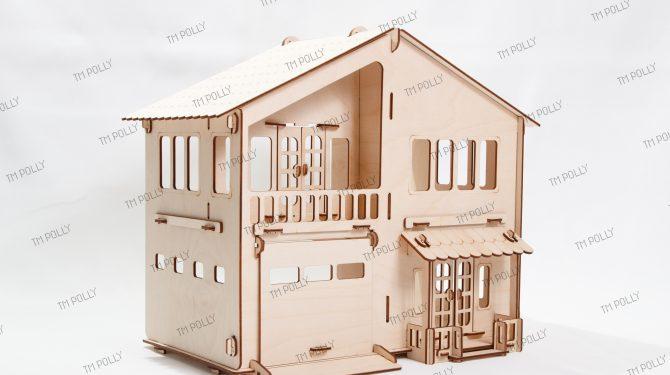 Конструктор «Дом с гаражом» 0