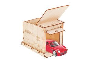 Конструктор «Дедушкин гараж»