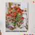 Картина по номерам на холсте 50х40 см. «Букет маков» 0 Preview