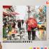Картина по номерам на холсте 50х40 см. «Нью-Йорк» 0 Preview