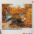 Картина по номерам на холсте 50х40 см. «В осеннем парке» 0 Preview