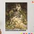 Картина по номерам но холсте 50×40 см. «Волки» 0 Preview