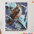 Картина по номерам на холсте 50х40 см.»Гордый орел» 0 Preview