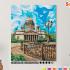 Картина по номерам на холсте 50х40 см. «Исаакиевский собор» 0 Preview