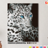 Картина по номерам на холсте 50х40 см. «леопард» 0 Preview
