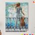 Картина по номерам на холсте 50х40 см. «Муза» 0 Preview