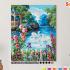 Картина по номерам на холсте 50х40 см. «Садовый рай» 0 Preview