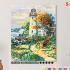 Картина по номерам на холсте 50х40 см. «Старый маяк» 0 Preview