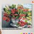 Картина по номерам на холсте 50х40 см. «Калина красная» 0 Preview