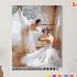 Картина по номерам на холсте 50х40 см. «Балерины». TM Selfica 0 Preview