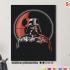 Картина по номерам на холсте 50х40 см. «Дарт Вейдер». TM Selfica 0 Preview