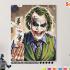 Картина по номерам на холсте 50х40 см. «Джокер». TM Selfica 0 Preview