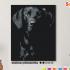 Картина по номерам на холсте 50х40 см. «Лабрадор». TM Selfica 0 Preview