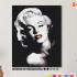 Картина по номерам на холсте 50х40 см. «Мэрилин Монро». TM Selfica 0 Preview