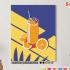 Картина по номерам на холсте 50х40 см. «Апельсиновый сок». TM Selfica 0 Preview