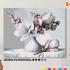Картина по номерам на холсте 50х40 см. «Букет с магнолией». TM Selfica 0 Preview