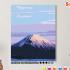 Картина по номерам на холсте 50х40 см. «Фудзияма». TM Selfica 0 Preview