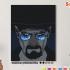 Картина по номерам на холсте 50х40 см. «Хайзенберг». TM Selfica 0 Preview