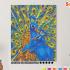 Картина по номерам на холсте 50х40 см. «Павлины». TM Selfica 0 Preview