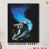 Картина по номерам на холсте 50х40 см. «По Млечному пути». TM Selfica 0 Preview