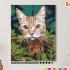 Картина по номерам на холсте 50х40 см. «Рыжий». TM Selfica 0 Preview