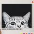 Картина по номерам на холсте 50х40 см. «В засаде». TM Selfica 0 Preview