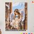 Картина по номерам на холсте 50х40 см. «Маленький ангел». TM Selfica 0 Preview